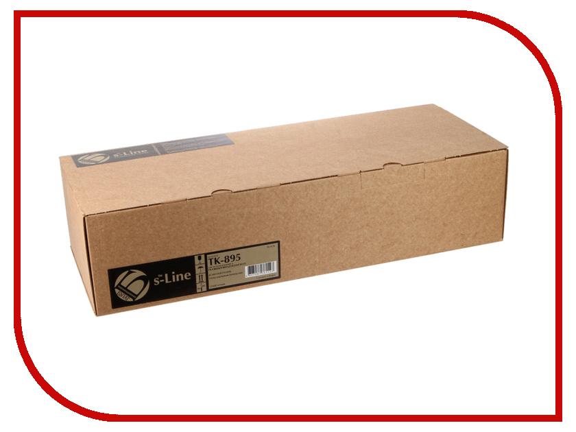 Тонер S-Line TK-895B для Mita FS-C8020 BAMTFSC802050<br>