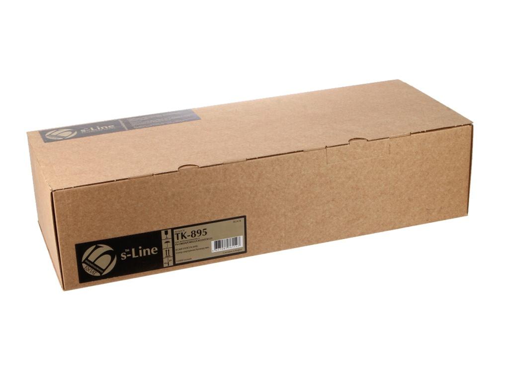 Картридж S-Line TK-895B для Mita FS-C8020 BAMTFSC802050