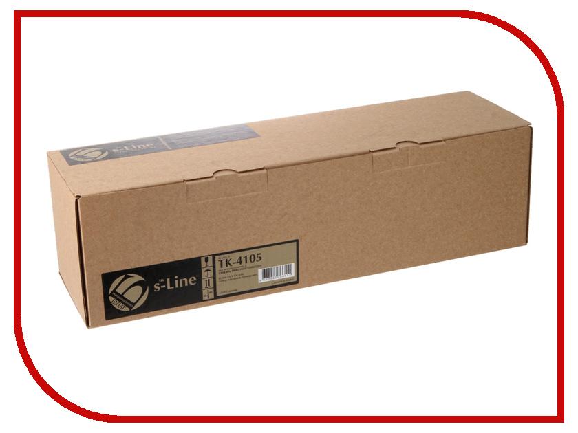 Тонер S-Line TK-4105 для Kyocera TASKalfa 1800 DAMTTK4105050<br>