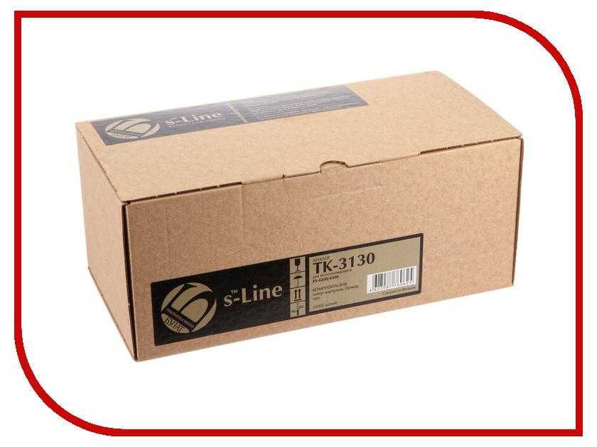 Тонер S-Line TK-3130 для Mita FS-4200/4300 AAMTFS4200040<br>