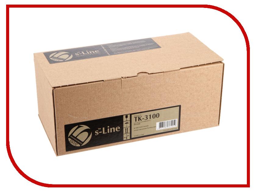 Тонер S-Line TK-3100 для Mita FS-2100 AAMTFS2100030<br>