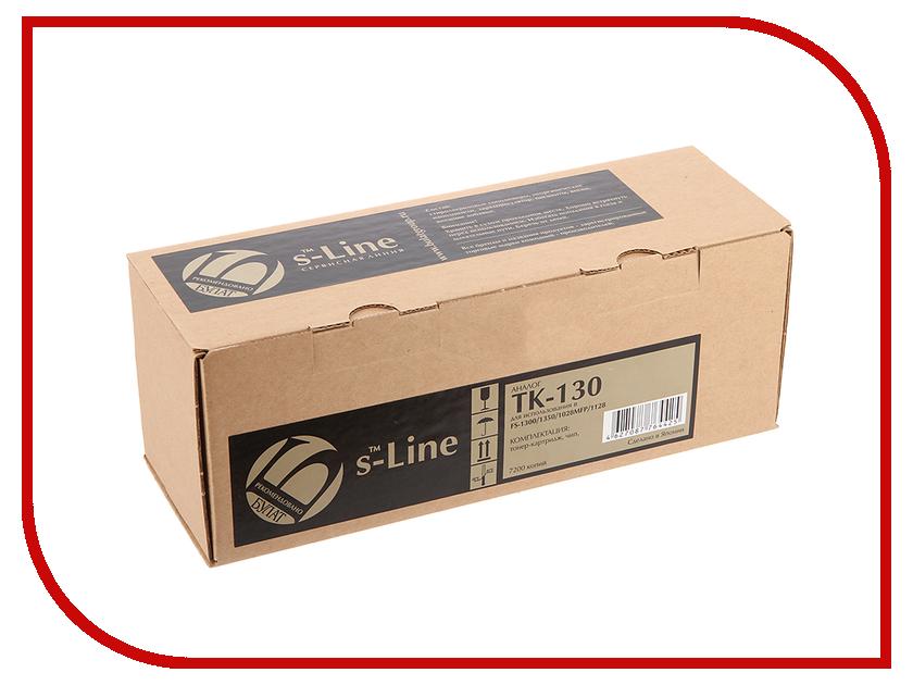 Тонер S-Line TK-130 для Mita FS-1300 AAMTFS1300070<br>