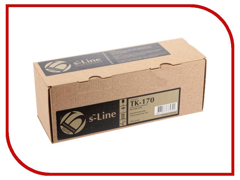 Тонер S-Line TK-170 для Kyocera FS-1320D AAMTFS1320060<br>