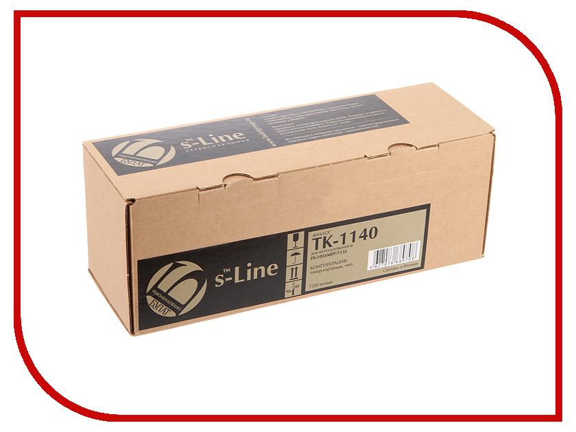 Тонер S-Line TK-1140 для Mita FS-1035MFP AAMTFS1035050<br>
