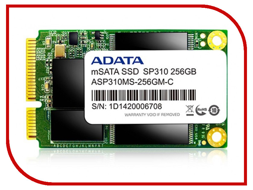 Жесткий диск 256Gb A-Data Premier Pro SP310 ASP310S3-256GM-C<br>