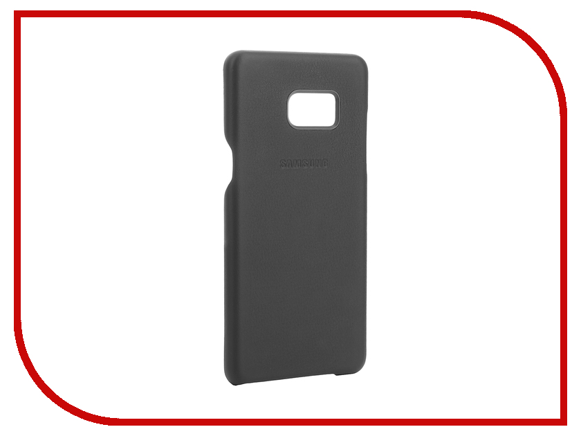 Аксессуар Чехол Samsung Galaxy Note 7 N930 Leather Cover Black EF-VN930LBEGRU<br>