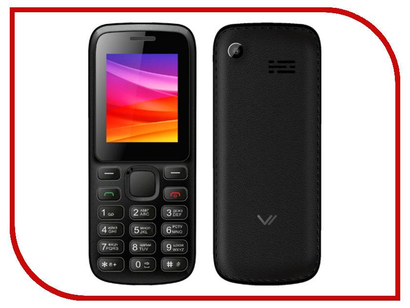 Сотовый телефон Vertex M107 Black