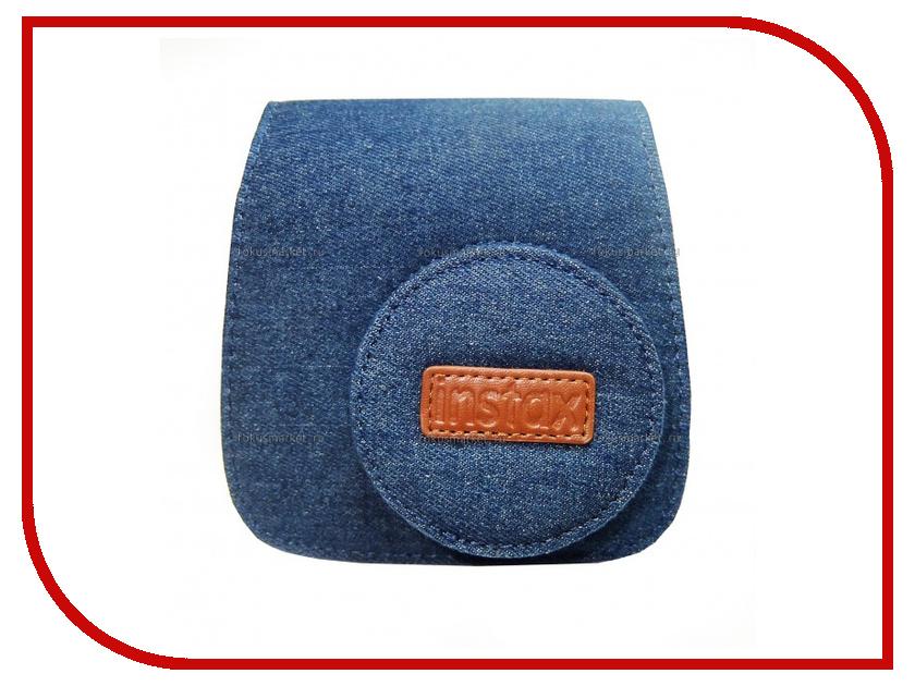 Сумка FujiFilm для Instax Mini 8 Jeans Soft Case 70100118336 fujifilm instax mini 8 purple