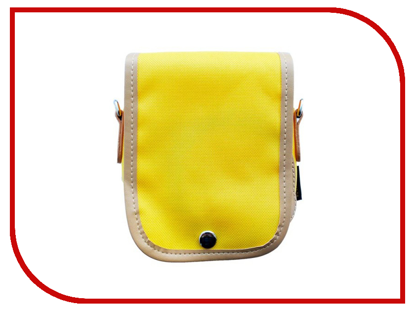 Сумка FujiFilm для Instax Mini 8 Case Yellow