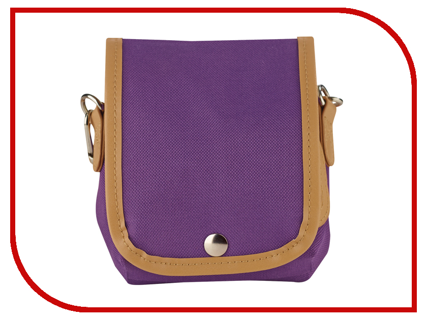 Сумка FujiFilm для Instax Mini 8 Case Grape<br>