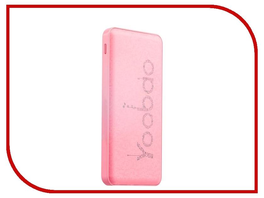 Аккумулятор Yoobao 12000 mAh PL12 Pink