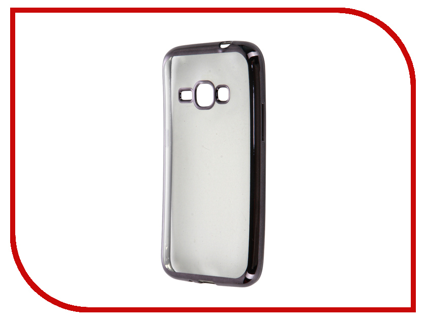 Аксессуар Чехол Samsung Galaxy J1 2016 Acqua Moonray Gun Metal 54241<br>