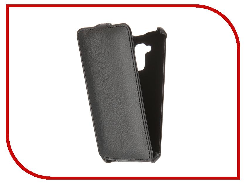 Аксессуар Чехол ASUS ZenFone 3 Max ZC520TL Gecko Black GG-F-ASZC520TL-BL аксессуар чехол meizu m2 mini gecko black gg f meim2mini bl