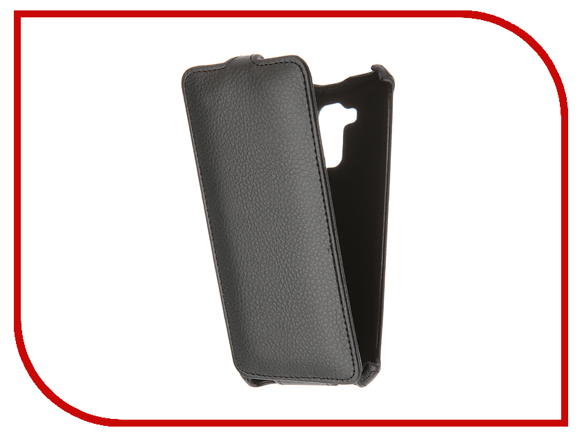 для ASUS GG-F-ASZC520TL-BL  Аксессуар Чехол ASUS ZenFone 3 Max ZC520TL Gecko Black GG-F-ASZC520TL-BL