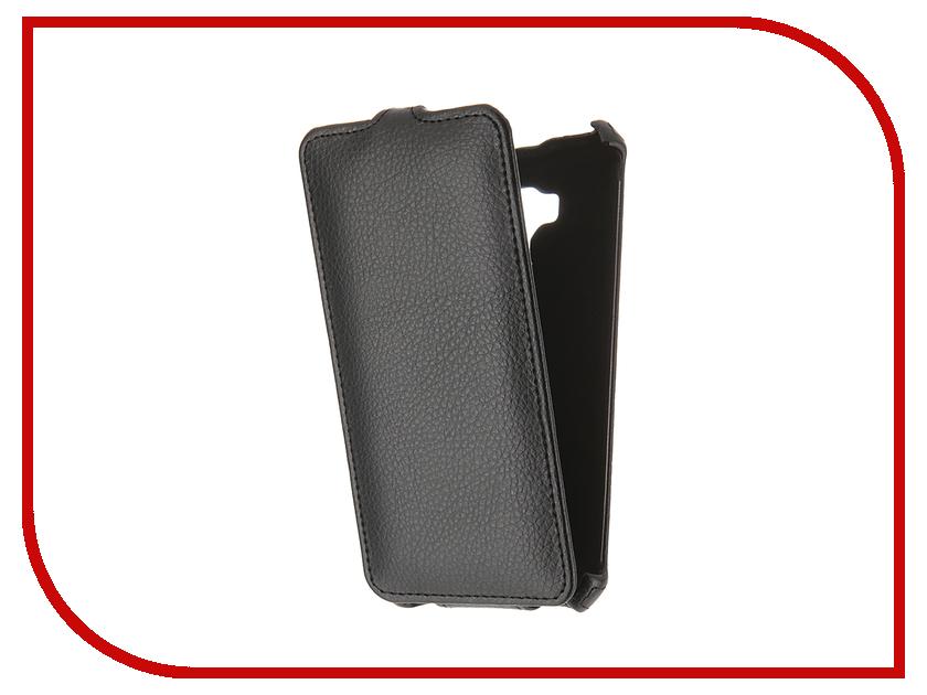 Аксессуар Чехол ASUS ZenFone 3 5.5 ZE552KL Gecko Black GG-F-ASZE552KL-BL<br>