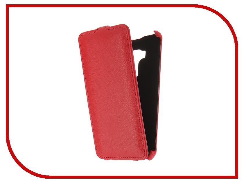 Аксессуар Чехол ASUS ZenFone 3 5.5 ZE552KL Gecko Red GG-F-ASZE552KL-RED<br>