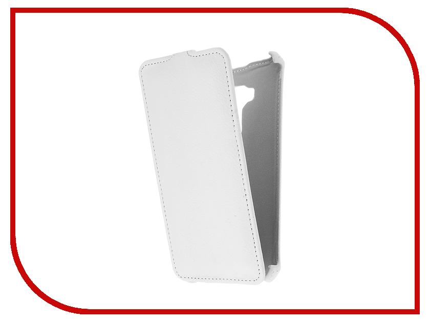где купить Аксессуар Чехол ASUS ZenFone 3 5.5 ZE552KL Gecko White GG-F-ASZE552KL-WH дешево