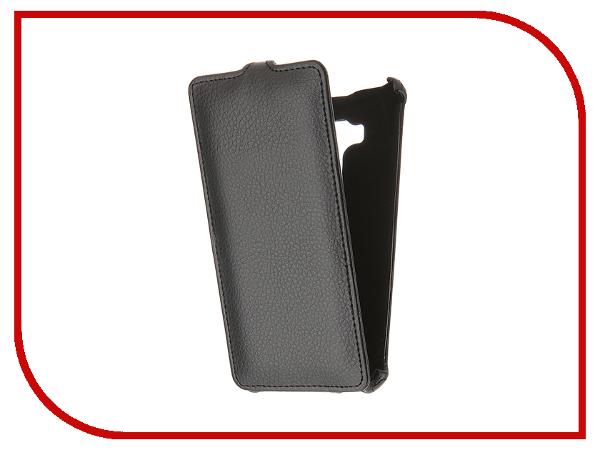 Аксессуар Чехол ASUS ZenFone 3 ZS570KL Gecko Black GG-F-ASZS570KL-BL<br>