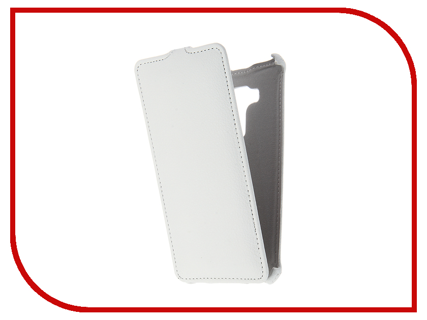 Аксессуар Чехол ASUS ZenFone 3 ZS570KL Gecko White GG-F-ASZS570KL-WH<br>
