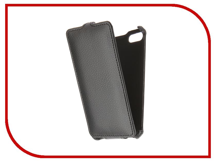 Аксессуар Чехол BQ BQS-5020 Gecko Black GG-F-BQ5020-BL