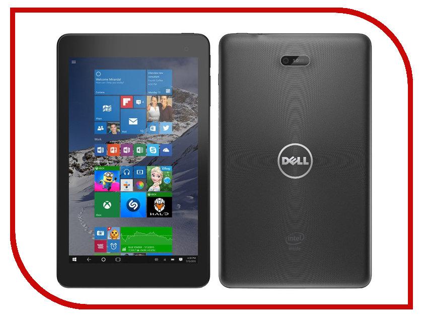 Планшет Dell Venue Pro 5855 5855-1924 Black Intel Atom x5-Z8500 1.44 GHz/4096Mb/64Gb/4G/Wi-Fi/Bluetooth/Cam/8.0/1920x1200/Windows 10 64-bit<br>