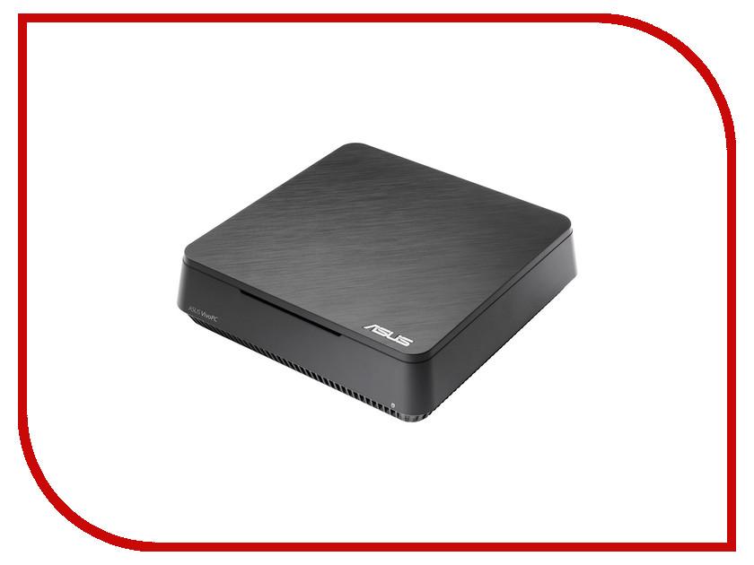 Неттоп ASUS VivoPC VC60-B267Z 90MS0021-M02670 (Intel Core i3-3110M 2.4 GHz/4096Mb/500Gb/Intel HD Graphics/Wi-Fi/Bluetooth/Windows 10 64-bit)<br>