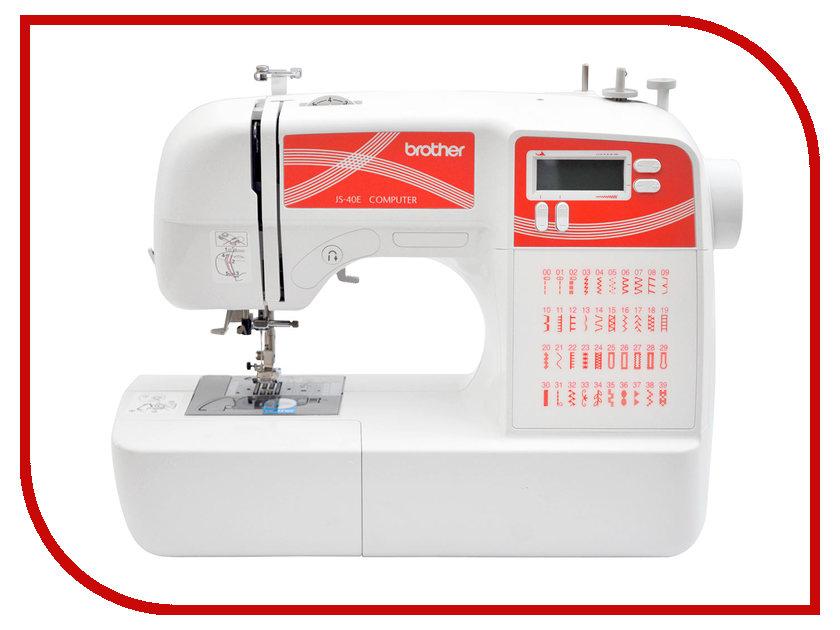 Швейная машинка Brother JS-40E<br>
