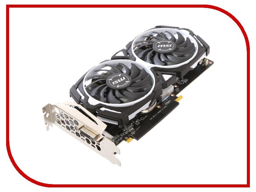 Видеокарта MSI Radeon RX 470 1206Mhz PCI-E 3.0 8192Mb 6000Mhz 256 bit DVI-D RX 470 Miner 8G pci e to