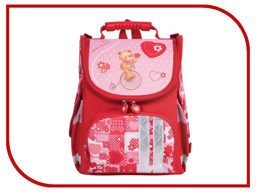 Рюкзак BRAUBERG Pink-Bordo 225323