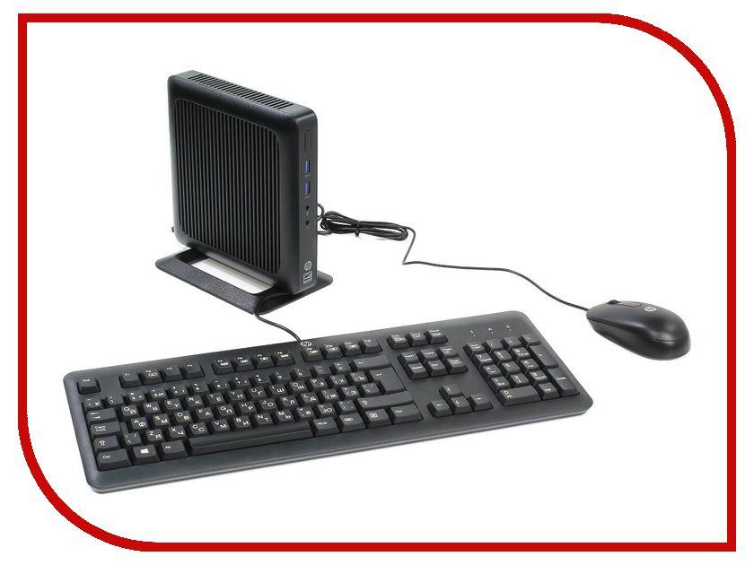 Настольный компьютер HP t520 Flexible J9A27EA Black (AMD GX-212JC 1.2 GHz/2048Mb/8Gb SSD/AMD Radeon HD/Gigabit Ethernet/HP ThinPro 32-bit)
