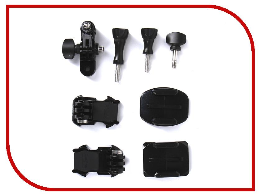 Аксессуар Набор креплений GoPro AGBAG-002 аксессуар gopro wi fi smart remote armte 002