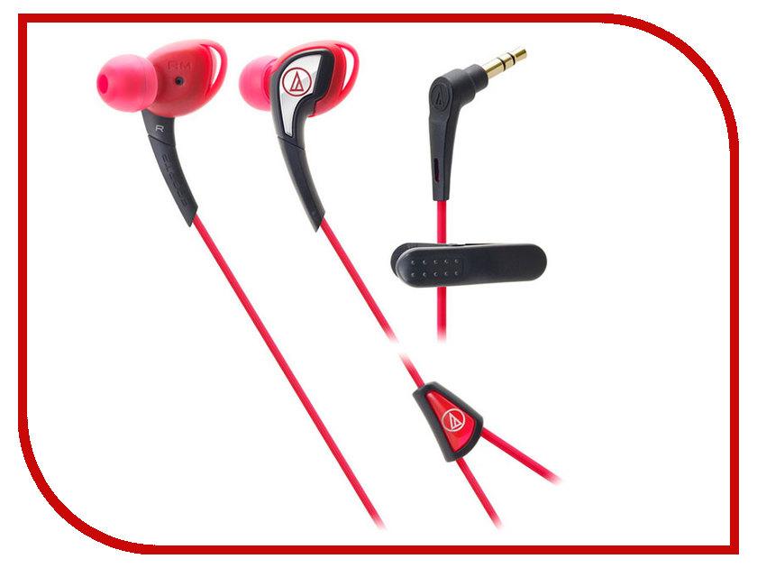 Audio-Technica ATH-SPORT2 RD Red audio technica ath sport2