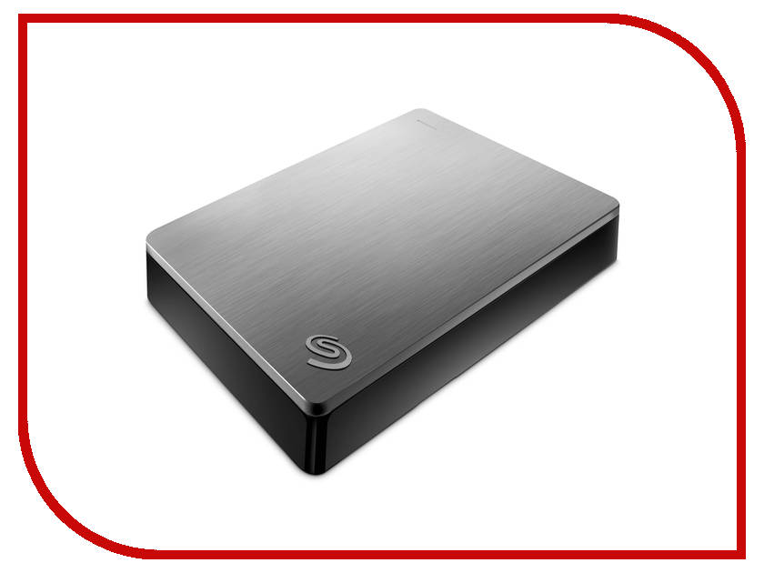 Жесткий диск Seagate Backup Plus 4Tb Silver STDR4000900