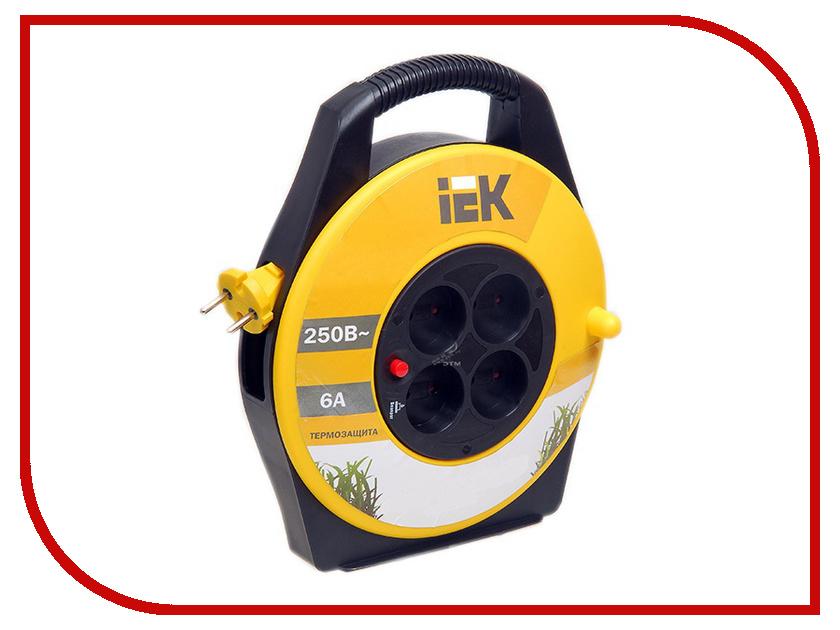 Удлинитель IEK УК30 Industrial WKP14-10-04-30 токоизмерительные клещи expert 266 iek
