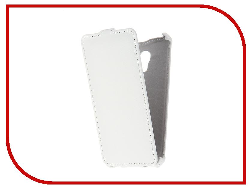 Аксессуар Чехол Meizu M3s Mini Zibelino Classico White ZCL-MZ-M3s-Mini-WHT аксессуар чехол tele2 mini 1 1 zibelino classico black zcl tl2 min 1 1 blk