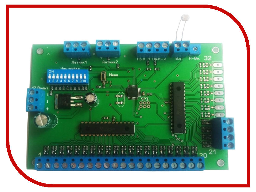 Контроллер Ledinflat КАП-24