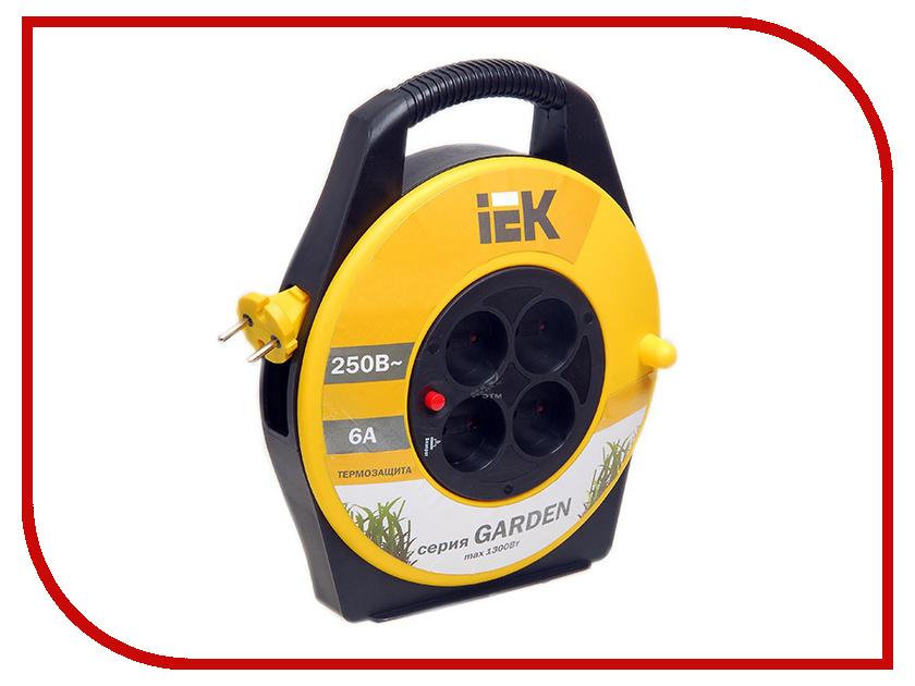 Удлинитель IEK УК30 30m 4 Socket WKP23-06-04-30