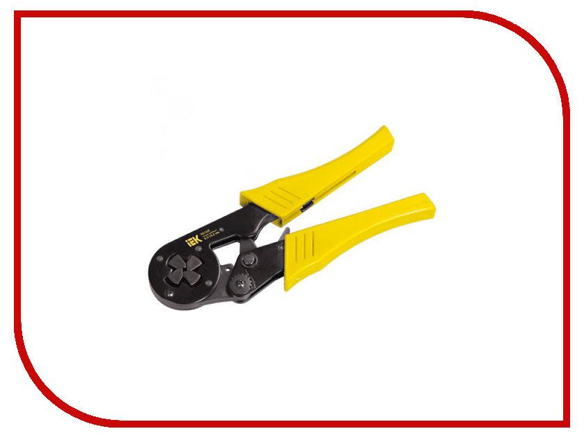 Клещи обжимные IEK КО-03Е TKL20-D4 лампа светодиодная iek 422008
