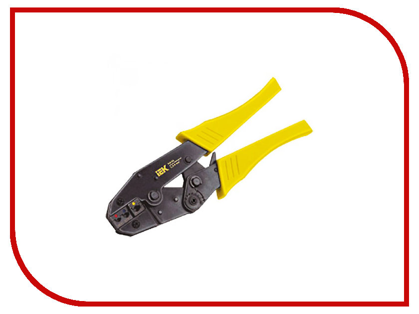 Клещи обжимные IEK КО-01 TKL10-D15-006 лампа светодиодная iek 422008