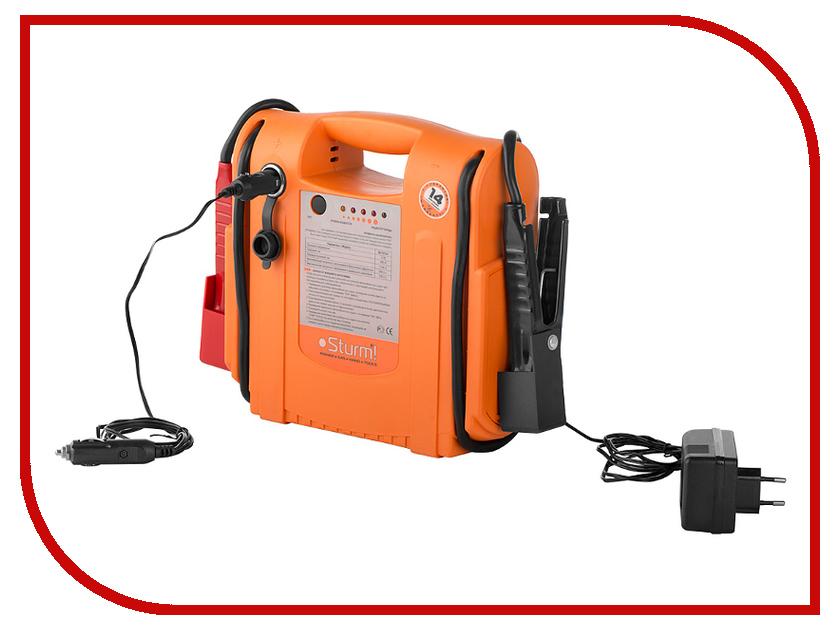 Зарядное устройство для автомобильных аккумуляторов Sturm! BC1218J