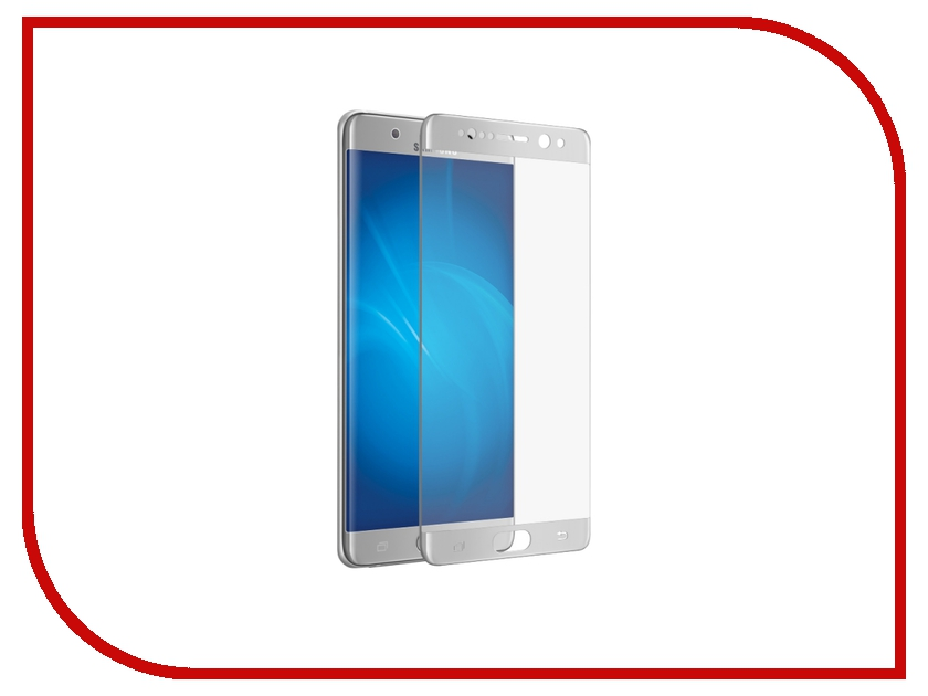 ��������� ���������� ������ Samsung Galaxy Note 7 DF 3D sColor-09 White
