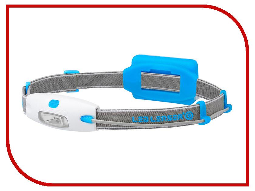 Фонарь LED Lenser NEO Blue 6110  фонарь led lenser neo 6110 светодиодный налобный синий
