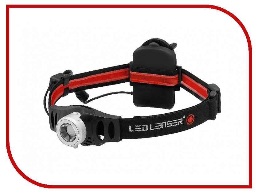 Фонарь LED Lenser H6 7296 фонарь led lenser h7r 2 7298