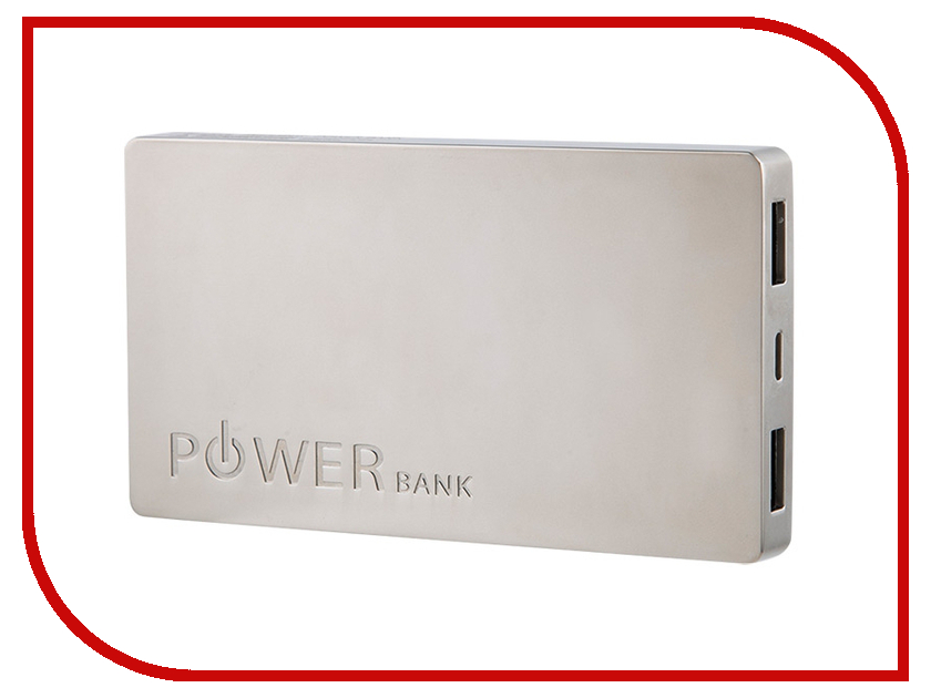 Аккумулятор Remax Superalloy RPP-30 6000mAh Silver 48344<br>