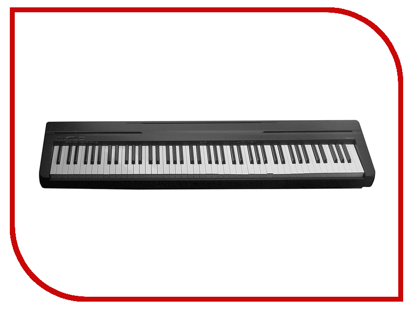 Цифровое фортепиано Yamaha P-45B yamaha stagepas600i2m