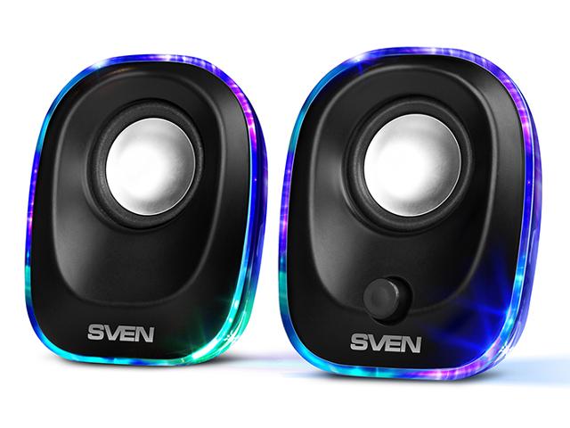 Колонка Sven 330 Black SV-014001