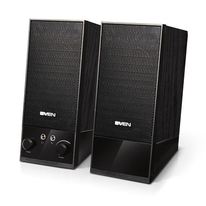 Колонка Sven SPS-604 Black SV-0120604BK все цены