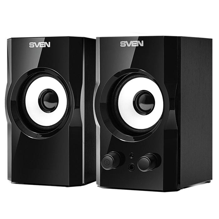 Колонка Sven SPS-605 Black SV-0120605BL все цены