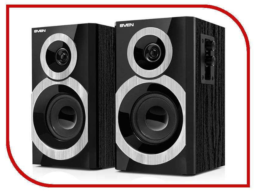 Колонка Sven SPS-619 Black SV-011277 колонка sven mc 10 sv 014018 black