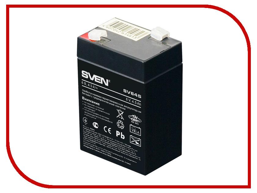 Аккумулятор для ИБП Sven SV645 SV-0222064